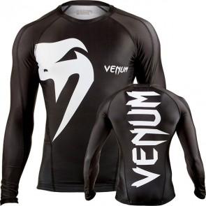 Rashguard MMA Venum Giant Nera