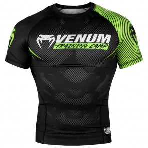 Rashguard Venum Training Camp 2.0 maniche corte