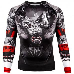 Rashguard a maniche lunghe Venum Werewolf