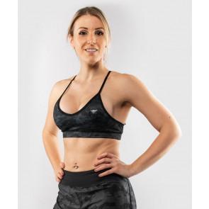 Reggiseno sportivo donna Venum Defender- Nero-nero