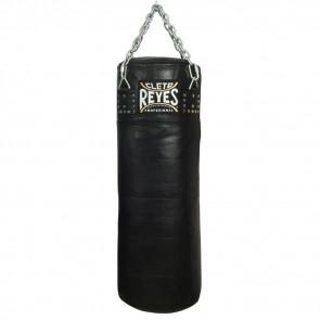 Sacco da boxe Cleto Reyes Nero in pelle