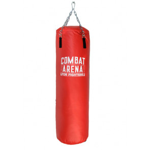 Sacco da boxe Combat Arena for Fighters 50 Kg rosso