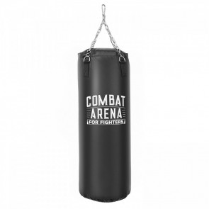Sacco da boxe Combat Arena for Fighters 50 Kg NERO