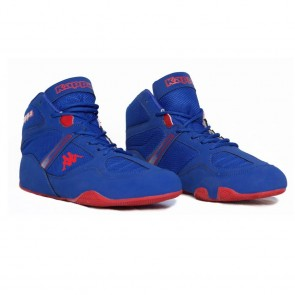 Scarpe boxe Kappa Fighting Anversa Blu