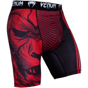 Pantaloncini a compressione Venum Bloody Roar Rosso