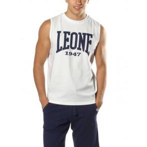 T-shirt smanicata Leone LSM560 Bianco