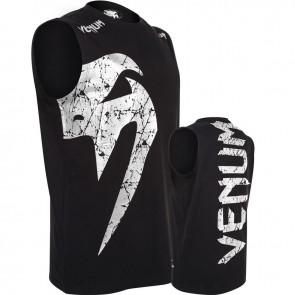 T-Shirt Smanicata Venum Giant Nero