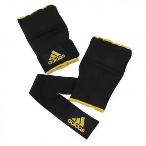 Sottoguanti Adidas Nero-Giallo