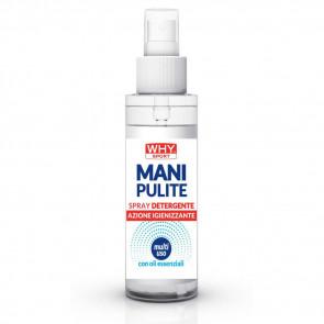 Spray igienizzante Why Sport Mani Pulite 100 ml