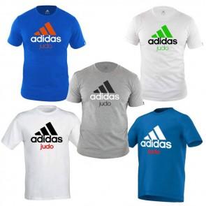 T-shirt Adidas Community Judo