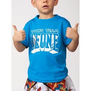 T-shirt bambino Leone Toon`s Team ABJ10