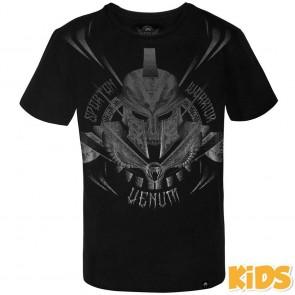 T-shirt bambino Venum Gladiator nera