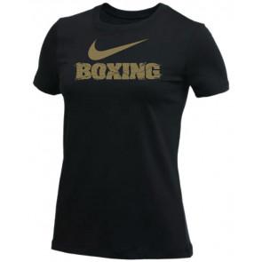 T-shirt Donna Nike Training Boxing BX70