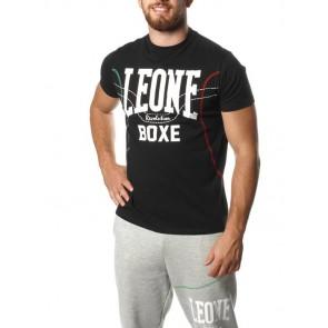 T-shirt in cotone Leone LSM1240 Nero