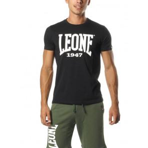 T-shirt in cotone Leone LSM561 Nero