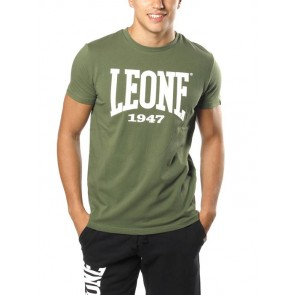 T-shirt in cotone Leone LSM561 Verde