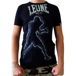 T-Shirt Leone Navy Blue LSM778