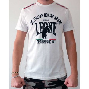 T-Shirt Leone Off White LSM747