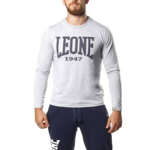 T-shirt maniche lunghe Leone LSM562 Grigio