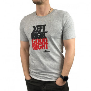T-shirt Nike Training Left Right BXLR - grigio