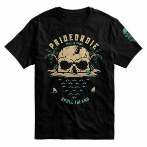 T-shirt Pride or Die POD Island - Davanti