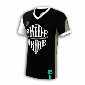 T-shirt Pride or Die Reckless - Davanti