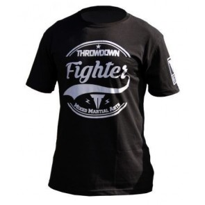 T-shirt Throwdown Fighter