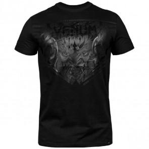 T-shirt Venum Devil Nero-Nero