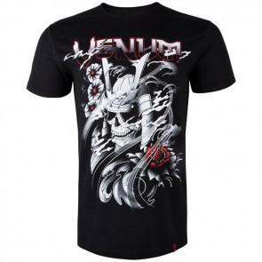 T-shirt Venum Samurai Skull