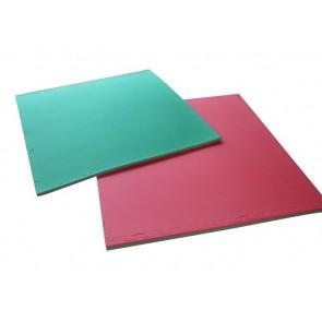 Tatami Bicolore 4 cm 1x1 m Combat Arena Training