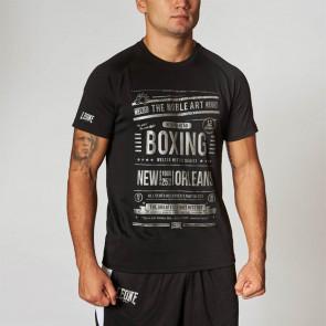 T-shirt Leone Noble Art vista anteriore
