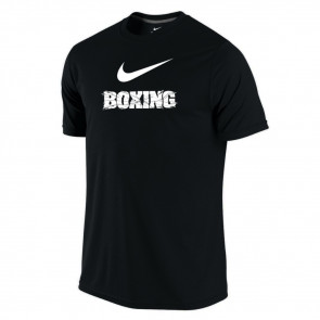 T-shirt Nike Training Boxing BX02 nera