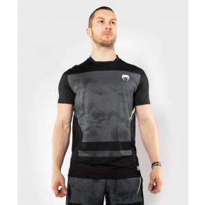 T-shirt Venum Sky247 Dry tech Nero-grigio