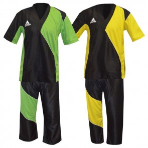 Uniforme da kick boxing Adidas Bicolore