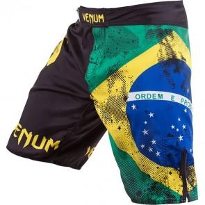 Pantaloncini da MMA Venum Brazilian Flag Black