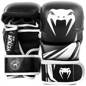 Guanti da MMA Venum Challenger nero-bianco