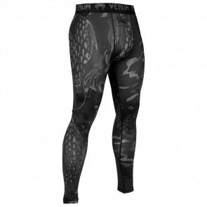 Pantaloni a compressione Venum Dragon`s Flight davanti lato dx