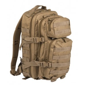 Zaino Beige Coyote US Assault Small Mil-Tec