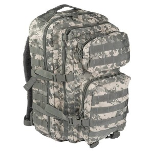 Zaino Camo At-digital US Assault Small Mil-Tec