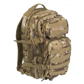 Zaino Verde Mandra Tan US Assault Small Mil-Tec