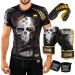 Kit Skull Nero-oro