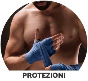 Protezioni Combat Arena