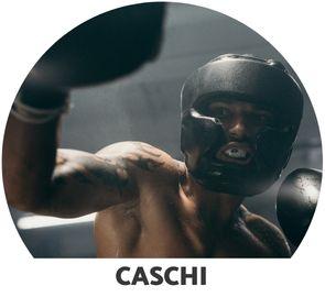 Caschi boxe