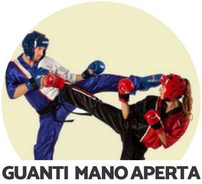 Guanti Semi Contact - Taekwondo
