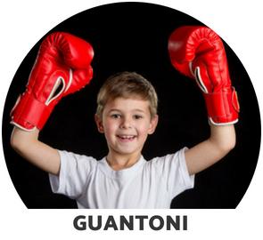 Guantoni Bambino