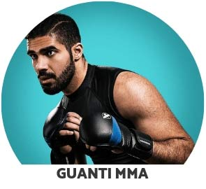 Guanti MMA Hayabusa