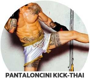 Pantaloncini Kick Boxing Muay Thai Hayabusa