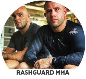 Rashguard MMA Hayabusa