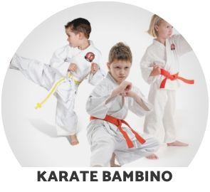 Karate Bambino