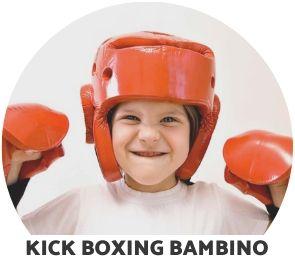 Kick Boxing Bambino
